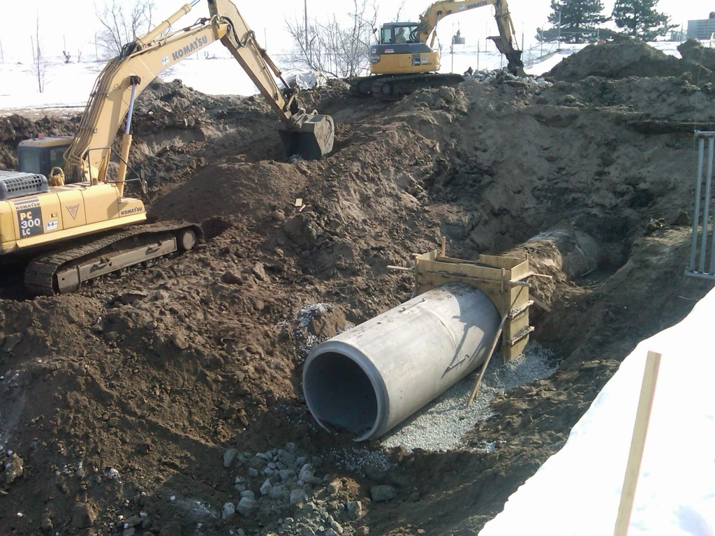 Omaha Outfall Repair