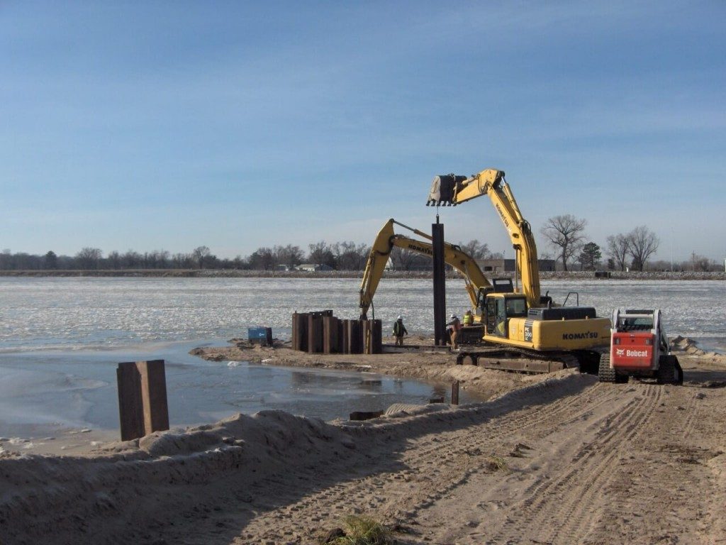 River Obstruction Removal