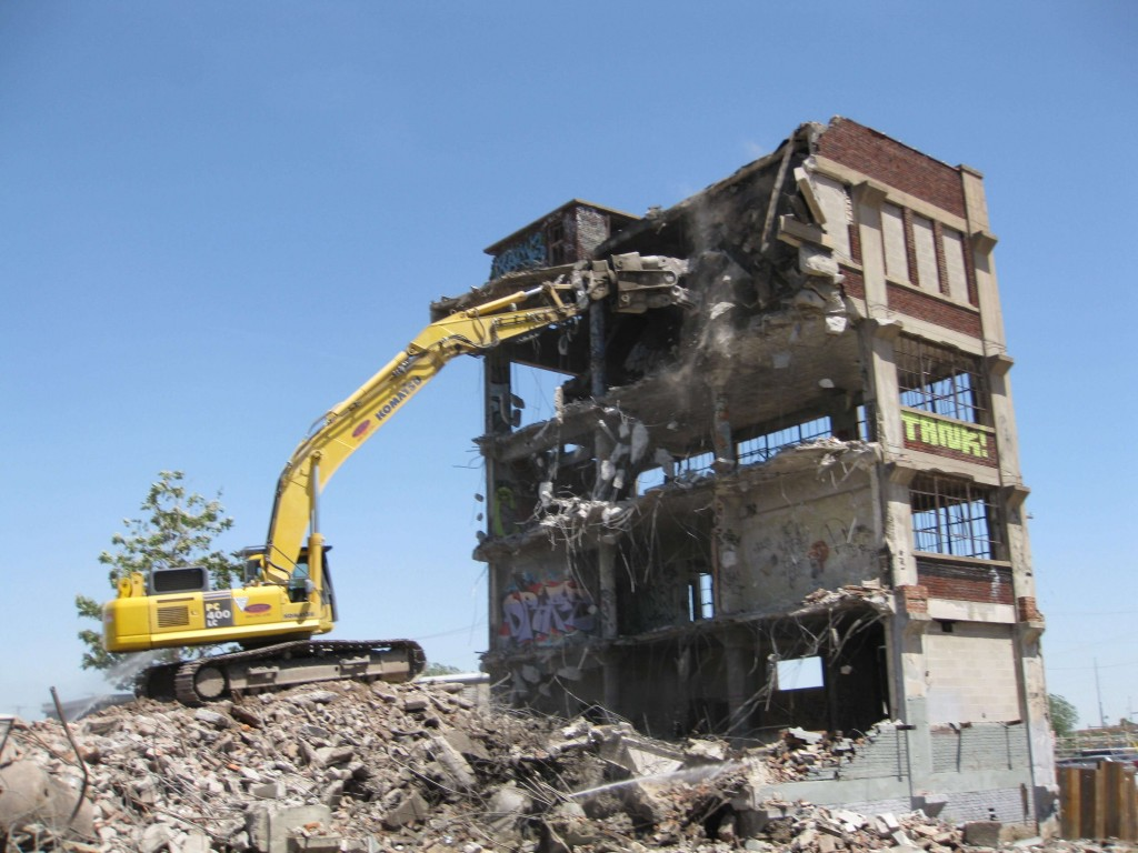 Omaha Building Demolition