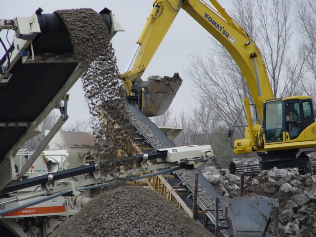 Concrete Recycling Omaha