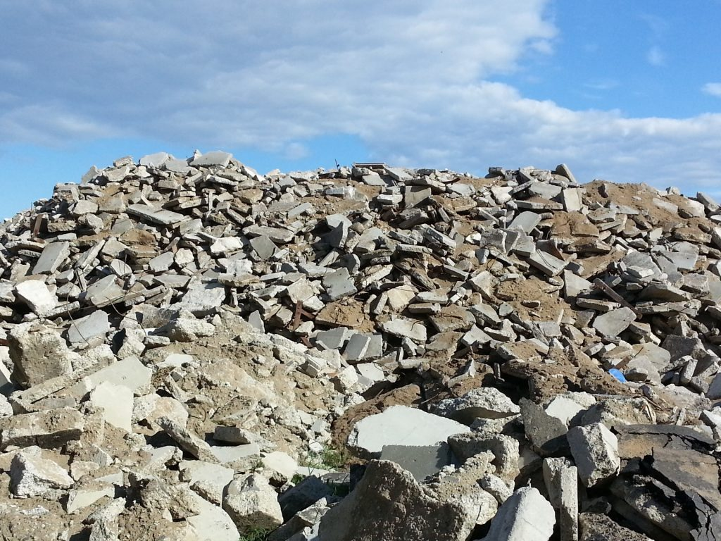 concrete recycling in Omaha and Council Bluffs